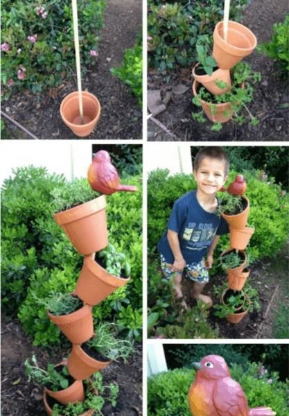 mẹo làm vườn